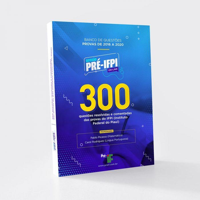 Banco de Provas do Professor Pablo Picasso para IFPI